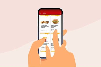 Get free fries with the McDonald's app on National French Fry Day 2020