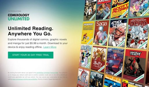 DC Comics Will Now Be Part Of comiXology's Subscription Service