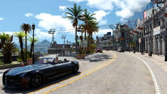 Final Fantasy XV PC Demo Out Today