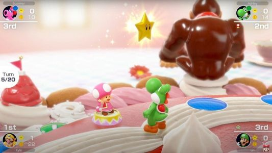 Preorder your copy of Mario Party Superstars to play classic N64 minigames