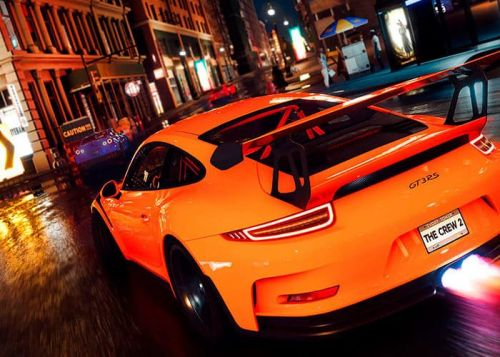 The Crew 2 Open World Driving Game Launches June 29th 2018