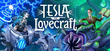 10tons Confirms 'Tesla vs Lovecraft' Mobile Release, Shooting for Q2 of this Year