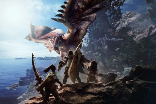 Monster Hunter: World Ships Five Million Units In Three Days