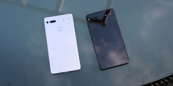 The 'Pure White' Essential Phone is finally available for purchase