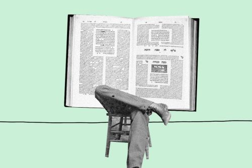 A New 'Biography' of the Talmud Argues That The Text Is More Important Now Than Ever Before