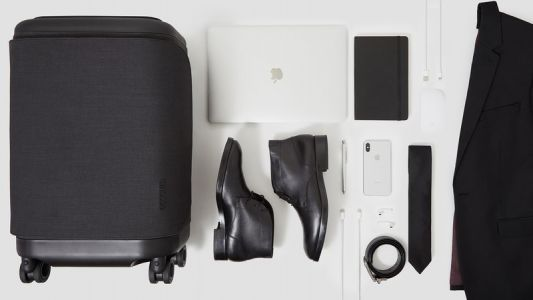 Incase's ProConnected suitcase lets you carry all of your electronics and keep 'em charged too