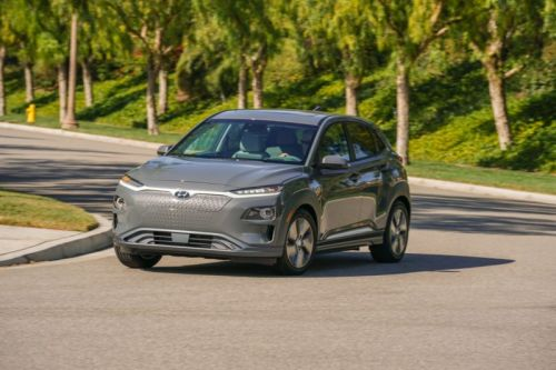 Hyundai finally gives us a price for the 2019 Kona EV-$29,995
