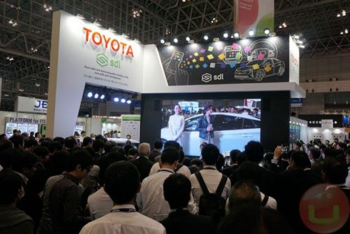Toyota And LINE To Bring AI Voice Commands To Cars In 2019