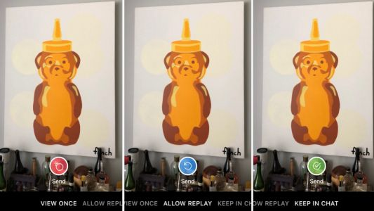 Instagram Direct adds new replay options as it looks to compete with Snapchat's most popular feature