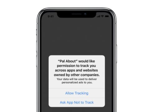 IOS 14's Upcoming Anti-Tracking Prompt Sparks Antitrust Complaint in France