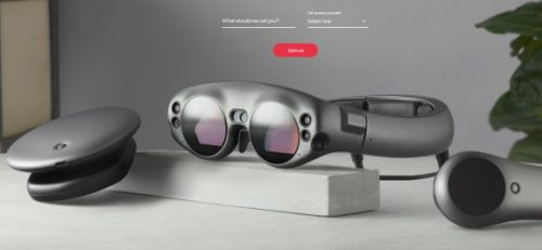 Magic Leap signs AT&T as sole U.S. wireless vendor and gets investment