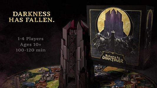 Gloomhaven Developers Announce Return to Dark Tower
