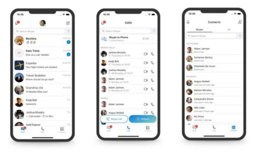 Microsoft is finally going to make the Skype UI good for the things people use