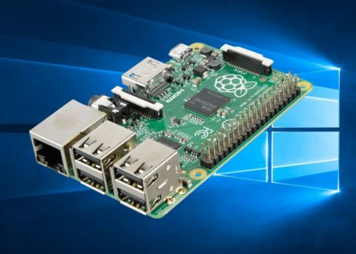 Install Windows 10 on the Raspberry Pi using WoA installer