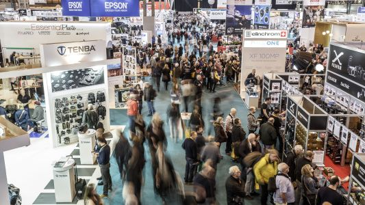 What's on at The Photography Show 2018