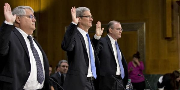 Tim Cook and other CEOs to testify in antitrust subcommittee on July 27