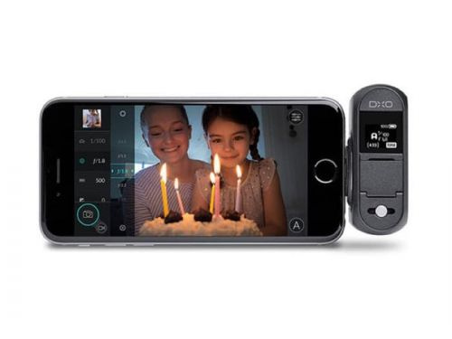 DxO ONE Digital Connected Camera for iPhone and iPad, Save 24%