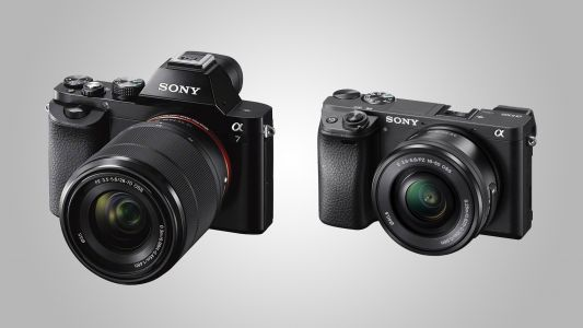 Sony Alpha A7 and A6300 mirrorless cameras have huge reductions today
