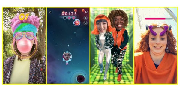 Snapchat update introduces Snappables - a new way to play fun AR games with your friends