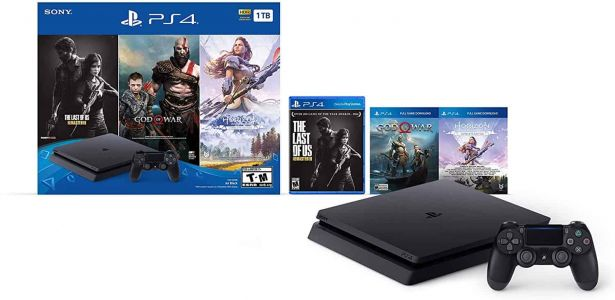 You Can Buy The PlayStation 4 Slim 1TB Only On Playstation Bundle For $249