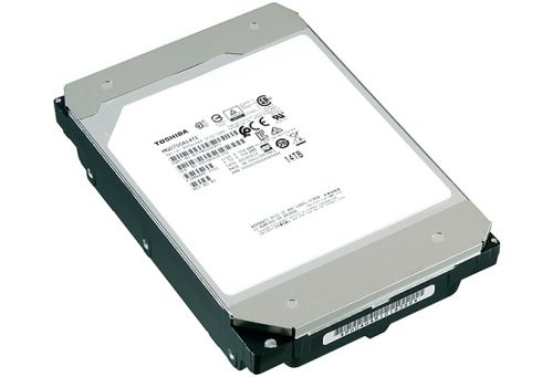Toshiba's HDD Tech Roadmap: A Mix of SMR, MAMR, TDMR, and HAMR