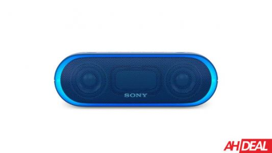 You Can Get The Incredible Sony XB20 Portable Speaker For $40 Today