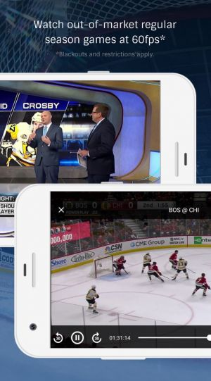 Top 10 Best Android Apps - NHL - May 2018