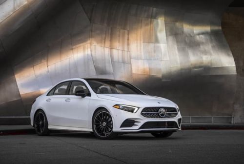 2019 Mercedes A Class Sedan starts at $32,500
