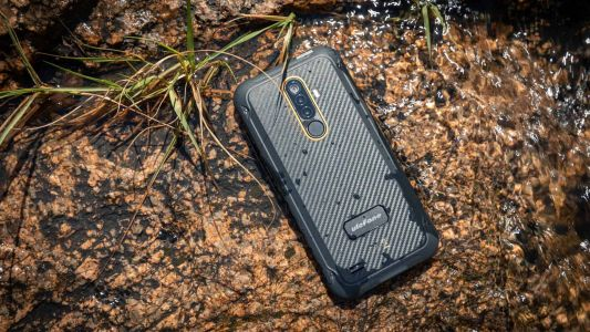 Ulefone Armor X8 Is A New Member Of The 'Armor' Series Of Devices