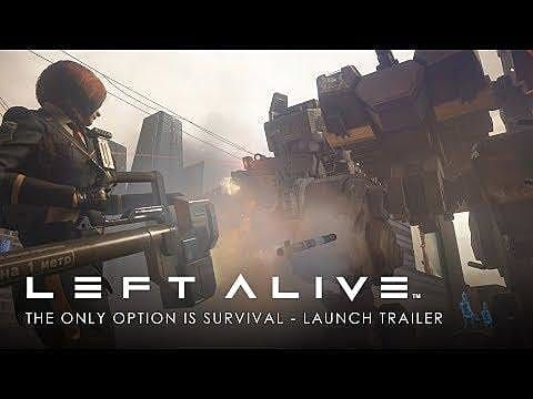 Left Alive Launches in West Amid Poor Reviews, Streaming Shutdown in Japan