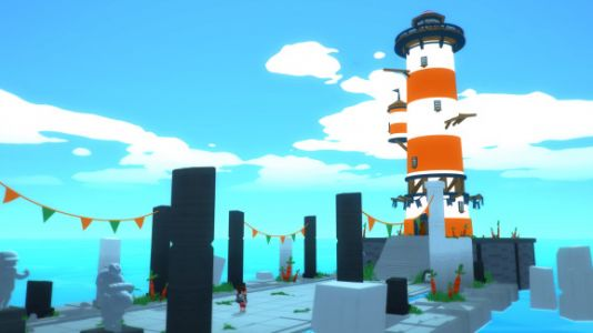 Solo is a meditative island puzzler where you can make some animal friends