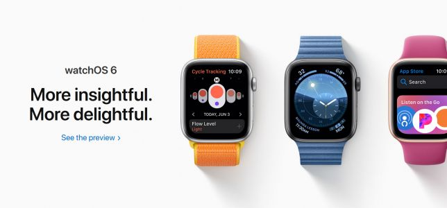 WatchOS 6 is Moving in the Right Direction