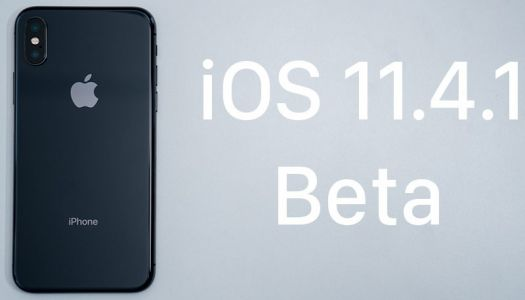 Apple Seeds Second Beta of iOS 11.4.1 to Public Beta Testers