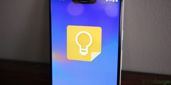 Google Keep dark theme starts rolling out on Android