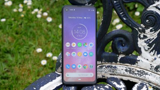 Motorola One Vision with in-screen camera launched in India at Rs 19,999