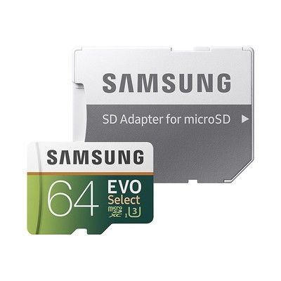 Samsung's Evo Select microSD cards have reached new low prices today