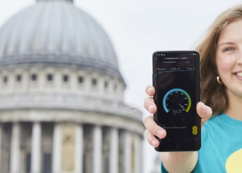 EE 5G network launches in the UK 30th May