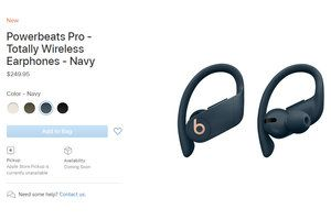 Beats Powerbeats Pro earphones availability limited to one color at launch