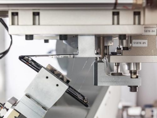 Apple Unveils 'Daisy', Its iPhone Recycling Robot
