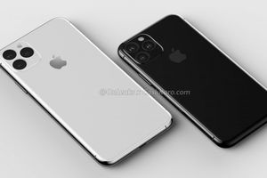 A key component for the 2019 iPhone 11 Pro models is now reportedly being produced