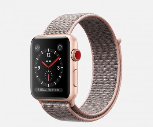 2018 Predictions and Resolutions: MicroLED Makes its Mainstream Debut on the Apple Watch