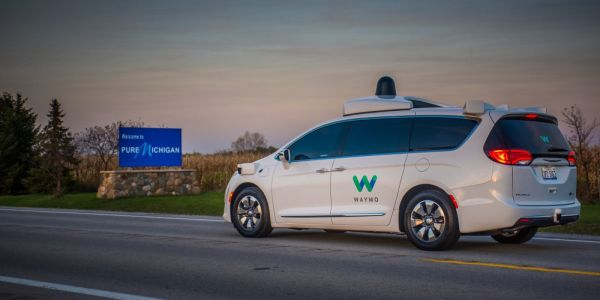 Waymo planning Michigan factory to retrofit Chrysler Pacifica, Jaguar I-Pace w/ self-driving tech