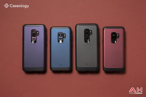 Protect The Samsung Galaxy S9, S9+ In Style With Caseology's Legion & Skyfall Cases