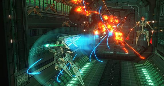 Bright, Button-Mashing FUN - ZONE OF THE ENDERS The 2nd Runner: MARS Review