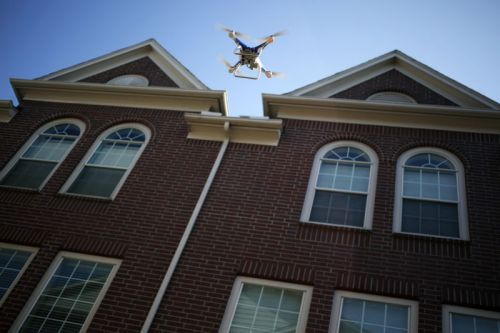 New federal rules would let drones fly at night and over crowds