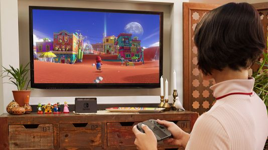 Nintendo Switch 3D feature a possibility with new patent filing