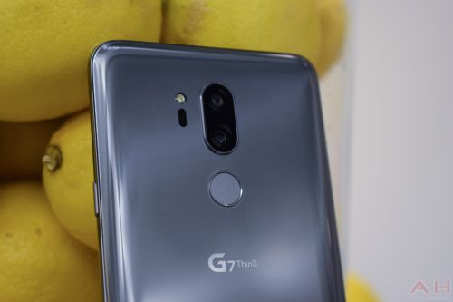 Hands On With the LG G7 ThinQ Android Smartphone