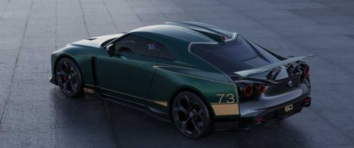 Million-dollar Nissan GT-R50 by Italdesign still available to order