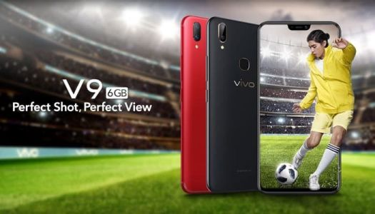 Vivo V9 Pro smartphones gets official
