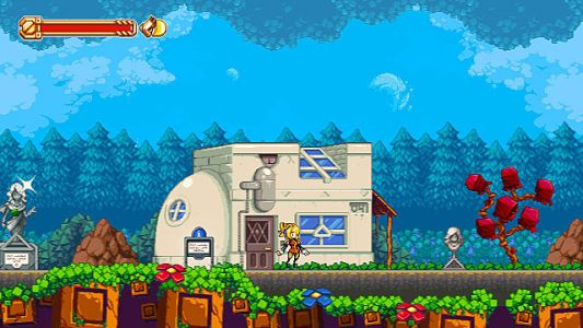 PlayStation 4 Exclusive Iconoclasts Released
